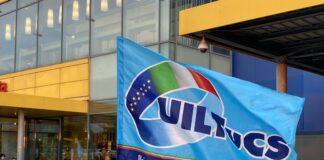 Presidio Uiltucs presso Ikea Catania